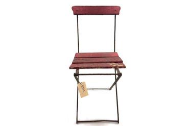 Antique Bistro Chair