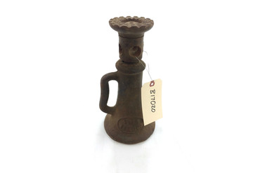 Antique Cast-Iron Small Bottle Jack