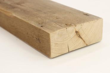 #170002W - 73-1/4 inch Industrial Sawn Mantel