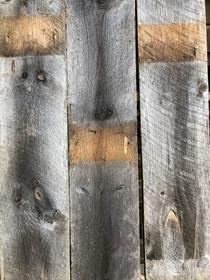 Silver & Brown Barn Board