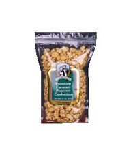 10 oz Premium Carmel Bag of Gourmet Popcorn