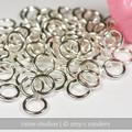 16g Nickel Silver Jump Rings