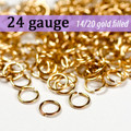 24g 14K Gold Fill Jump Rings