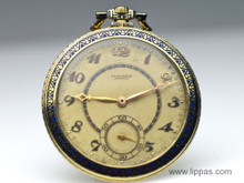 Plojoux Pocket Watch