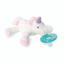 Precious WubbaNub™ Blush Pink Unicorn