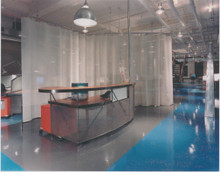 Hi-Gloss gives shine and longer wear life to any floor coating.