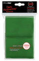 100 Pack of Green Ultra Pro Sleeves for Magic: The Gathering Cards