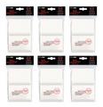 Bulk Ultra Pro White Sleeves 600ct