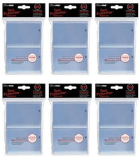 Clear Ultra Pro Sleeves