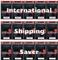 Bulk KMC 1360 Hyper MATT Black Shipping Saver