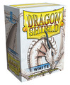White Dragon Shield Sleeves for Magic: The Gathering Cards 100ct