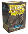 Brown Dragon Shield Sleeves for Magic: The Gathering Cards 100ct