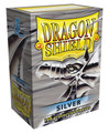 Silver Dragon Shield Sleeves for Magic: The Gathering Cards 100ct
