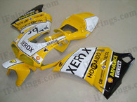 Ducati 748/916/996/998 xerox fairing kits, this Ducati 748/916/996/998 replacement fairing was applied in xerox graphics, this Ducati 748/916/996/998 fairing set comes with the both color and decals shown as the photo. If you want to do custom fairings for Ducati 748/916/996/998,our talented airbrusher will custom it for you.