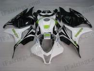 HANNspree graphic fairings for 2009 2010 2011 2012 Honda CBR600RR, Honda CBR600RR HANNspree decals/stickers.