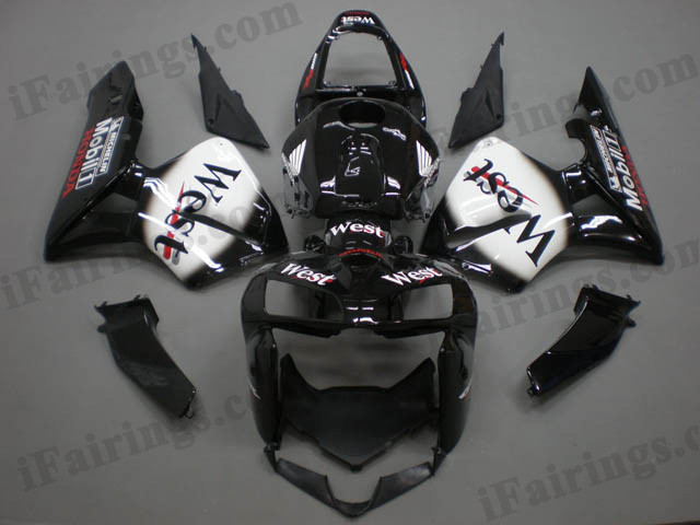 2005 2006 Cbr600rr West Fairings And Body Kits