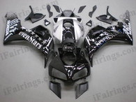 Honda CBR1000RR 2006 2007 SevenStars fairing kits, this Honda CBR1000RR 2006 2007 plastics was applied in SevenStarsgraphics, this 2006 2007 CBR1000RR fairing set comes with the both color and decals shown as the photo.If you want to do custom fairings for CBR1000RR 2006 2007,our talented airbrusher will custom it for you
