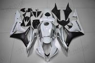 2007 2008 CBR600RR white and black fairings