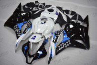 2009 2010 2011 2012 Honda CBR600RR Honda Limited Edition graphic fairing kits, aftermarket fairings and bodywork for 2009 2010 2011 2012 Honda CBR600RR Honda Limited Edition pattern/scheme.