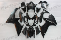 OEM quality fairings and body kits for 2011 2012 2013 Suzuki GSXR600/750 with black color scheme/graphics, these fairing kits are oem quality, fast shipping and easy installtion. More factory color-matched fairings for GSXR600/750 2011 2012 2013, team race replica fairings and custom fairing sets for Suzuki GSXR600/750 2011 2012 2013, please browse iFairings.com.
