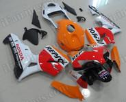 2003 2004 Honda CBR600RR Repsol Fairing/bodywork, Honda CBR600RR Repsol Fairing Kit.