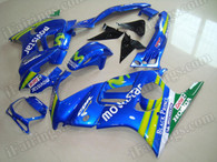aftermarket fairings and bodywork for Honda CBR600 F3 1995 1996, this motorcycle fairings are replacement plastic with various graphics,  they are top quality and oem fairing quality comparable. All the bodywork panels are pre-drilled and 100% precise fit factory bike.