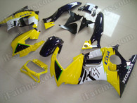 aftermarket fairings and bodywork for Honda CBR600 F3 1997 1998, this motorcycle fairings are replacement plastic with various graphics,  they are top quality and oem fairing quality comparable. All the bodywork panels are pre-drilled and 100% precise fit factory bike.