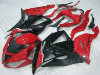 aftermarket fairings and bodywork for 2013 2014 Kawasaki Ninja ZX6R 636, this motorcycle fairings are replacement plastic with various graphics,  they are top quality and oem fairing quality comparable. All the bodywork panels are pre-drilled and 100% precise fit factory bike.