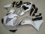 aftermarket fairings and bodywork for 2009 2010 2011 Yamaha YZF R1, this motorcycle fairings are replacement plastic with various graphics,  they are top quality and oem fairing quality comparable. All the bodywork panels are pre-drilled and 100% precise fit factory bike.