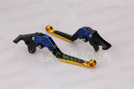 Extendable levers are CNC machined from aircraft grade 6061 T6 billet Aluminium, they are stock levers replacement with more color available.