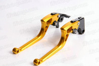 Extendable levers are CNC machined from aircraft grade 6061 T6 billet Aluminium, they are stock levers replacement , 100% precise fitment and levers are color color optional.