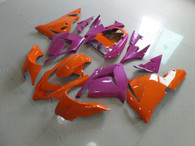 aftermarket fairings and bodywork for 2004 2005 Kawasaki Ninja ZX10R, this motorcycle fairings are replacement plastic with various graphics,  they are top quality and oem fairing quality comparable. All the bodywork panels are pre-drilled and 100% precise fit factory bike.