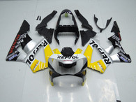 aftermarket fairings and bodywork for Honda CBR929RR 2000 2001, this motorcycle fairings are replacement plastic with various graphics,  they are top quality and oem fairing quality comparable. All the bodywork panels are pre-drilled and 100% precise fit factory bike.