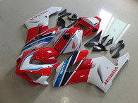 aftermarket fairings and bodywork for Honda CBR1000RR 2004 2005, this motorcycle fairings are replacement plastic with various graphics,  they are top quality and oem fairing quality comparable. All the bodywork panels are pre-drilled and 100% precise fit factory bike.