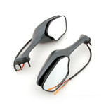 LED Turn Signals Integrated Mirror Assembly for Honda CBR1000RR, O.E.M Fitment and Lowest Price Guaranteed.