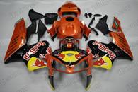 2005 2006 Honda CBR600RR RedBull Fairing Kit For Sale. This Honda CBR600RR 2005 2006 Fairings and Bodywork Are Direct Replacement of OEM Honda CBR600RR Fairings and Body Kits.