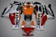 2012 2013 2014 2015 Honda CBR1000RR Repsol Fairing Kit.