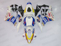 2007 2008 Honda CBR600RR Rothmans Fairing Kits for sale, all CBR600RR 2007 2008 fairing panels are injected and perfect fitment.