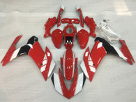 Yamaha R25 R3 fairings for sale, this Yamaha R25 R3 custom fairing kit is perfect fitment and free shipping.