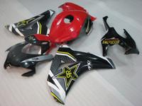 2008 2009 2010 2011 Honda CBR1000RR Rockstar Scheme Fairing Kit