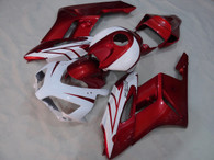 2004 2005 Honda CBR1000RR red and black fairings