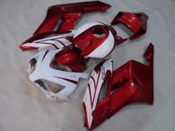 2004 2005 Honda CBR1000RR red and black fairings