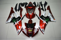 2008 to 2015 2016 Yamaha R6 aftermarket fairings