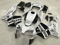 2003 2004 Honda CBR600RR Repsol graphic fairing kits, aftermarket fairings and bodywork for 2003 2004 Honda CBR600RR Repsol pattern/scheme.