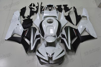 2013 to 2016 2017 Honda CBR600RR white/black replacement fairings
