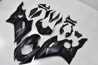 2017 2018 Yamaha R6 matte black fairing kit