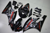 2006 2007 Yamaha R6 custom fairings