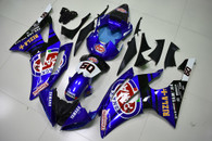 2008 to 2016 Yamaha R6 pata replica fairing kit