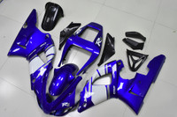 1998 1999 Yamaha R1 blue fairings