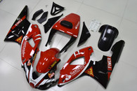 1998 1999 Yamaha R1 Santander team race scheme fairings